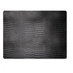DAGSTYLE SET DE TABLE 30X45CM CROCO NOIR FCTS3K