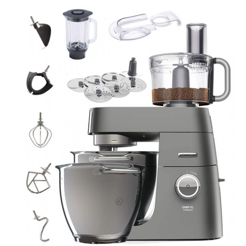 kenwood titanium chef xl. Black Bedroom Furniture Sets. Home Design Ideas