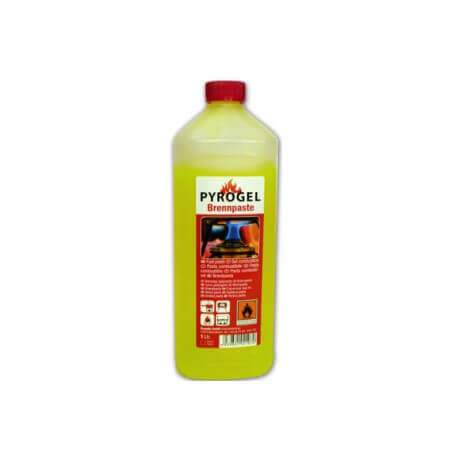 PYROGEL GEL COMBUSTIBLE 1L