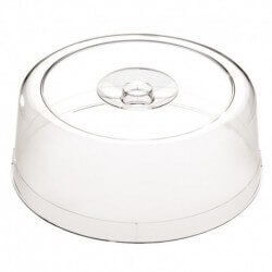 APS CLOCHE POLY 33XHT12,5CM TRANSPARENTE
