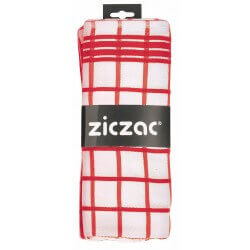 Set Essuies de Cuisine 55x75cm ZICZAC (2P) ZZ0385RED