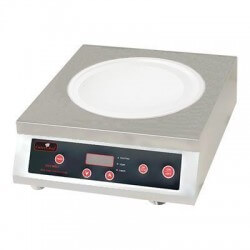 CATERCHEF PLAQUE INDUCTION POUR WOK