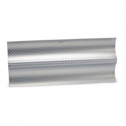 PATISSE PLATINE 2 BAGUETTES SILVER TOP
