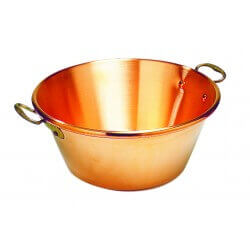 Bassine à confiture 42cm - 15.8l BOURGEAT