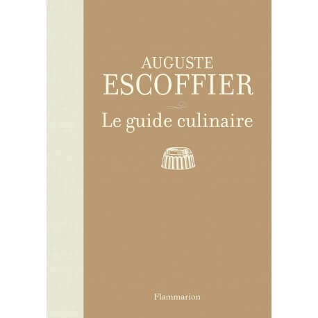Guide culinaire Escoffier 816003