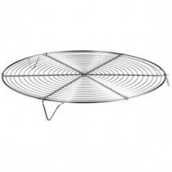 Grille 30cm ronde 202030