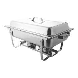 Chauffe-plat GN1/1-65 Eco CHAFFING-DISH - Pack Complet - 921110