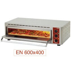 Four pizza 2x3.000W - 230V PIZZA-QUICK/66-43