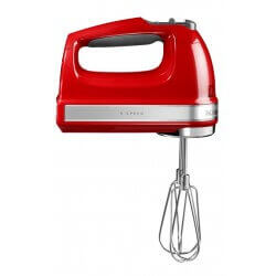 Batteur Rouge KITCHENAID - 5KHM9212EER