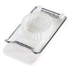 Coupe-oeufs blanc-argent WESTMARK 11662270