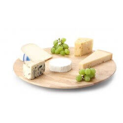 Plat 40cm Fromage Tournant 3014