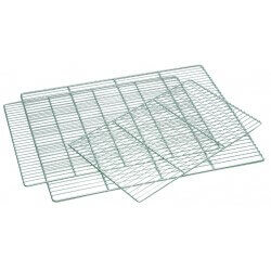 Grille 60x40cm Rectangulaire Plate