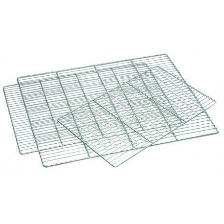 Grille 60x40cm Rectangulaire Plate 312124